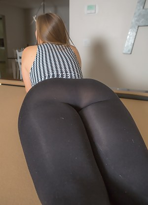 Big Ass Yoga Pants Fuck