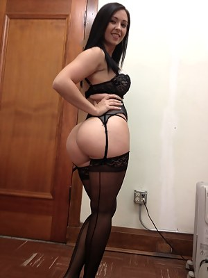 Big Ass Girlfriend Porn Pictures