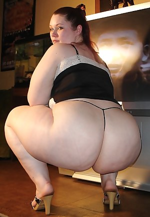 Fat ass big