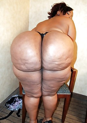 butt Ssbbw big