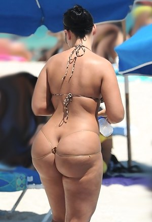 Big Ass Beach Porn Pictures