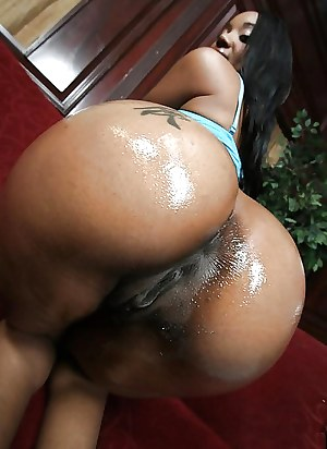 and Ebony ass pussy Big