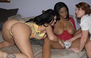 Big Ass Lesbian Interracial Porn Pictures